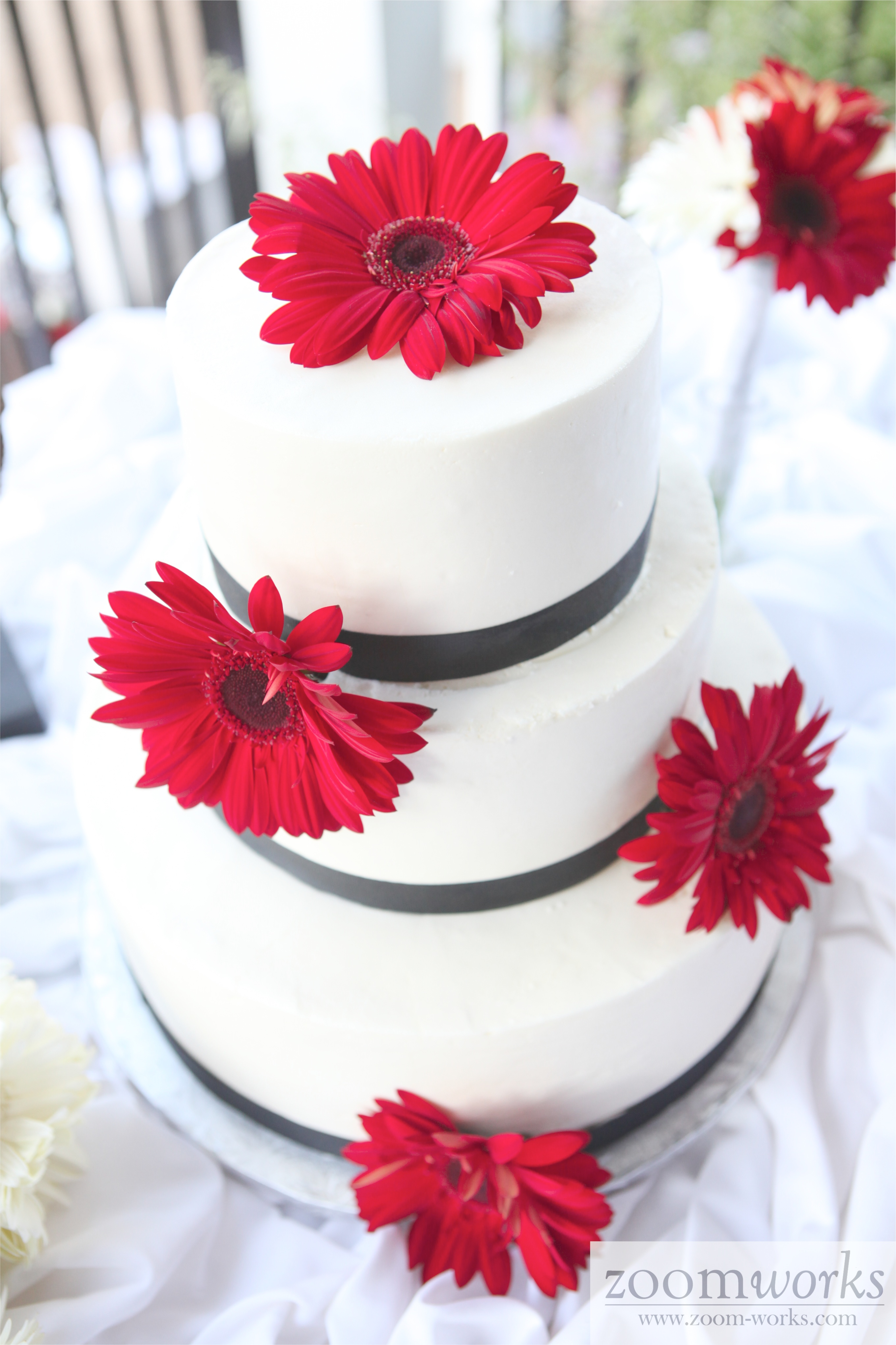 Gwendolyn & Cliff ~ A Red & Black Wedding ~ July 10th, 2010 ...