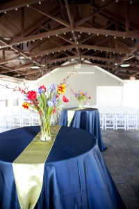 Hoyt House Pavilion Wedding