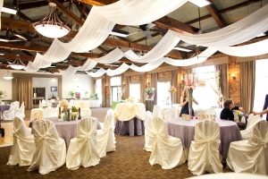 The Foundry Ballroom Wedding