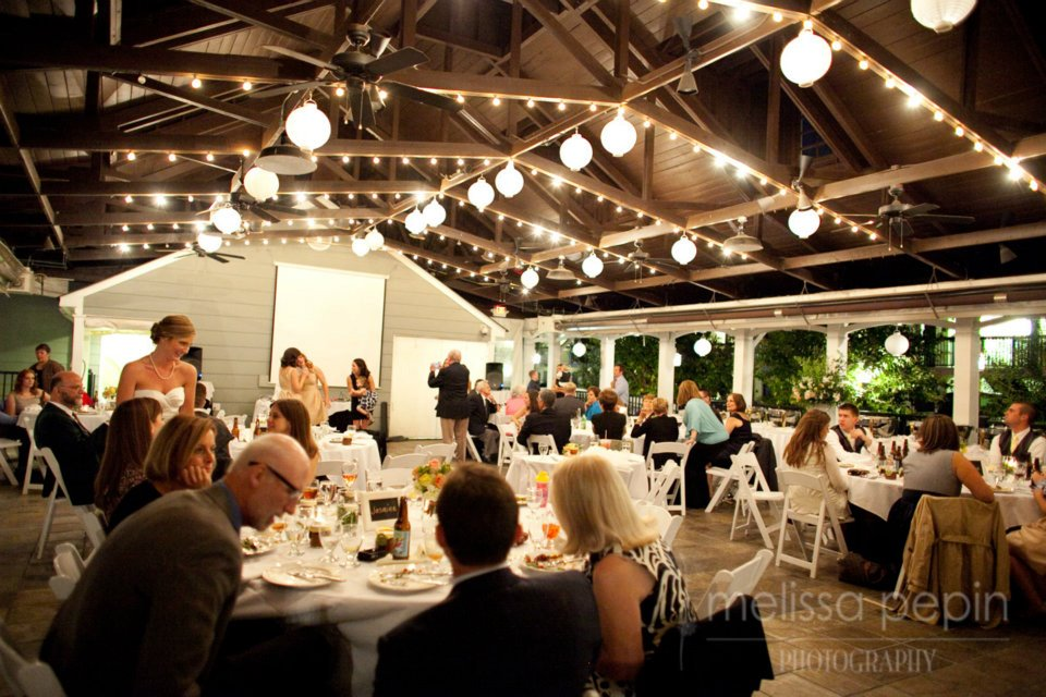 Rehearsal dinners a twist on the traditional foundry - Athens botanical gardens wedding ...