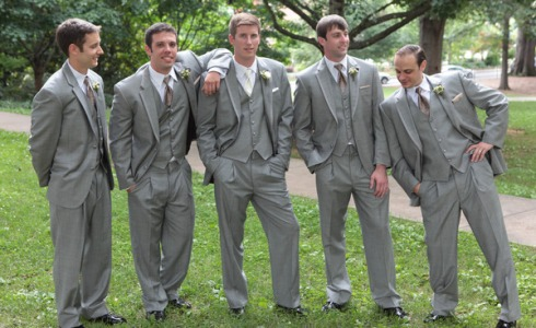 groomsmen